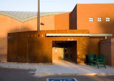 City of Mesa Red Mountain Police Substation