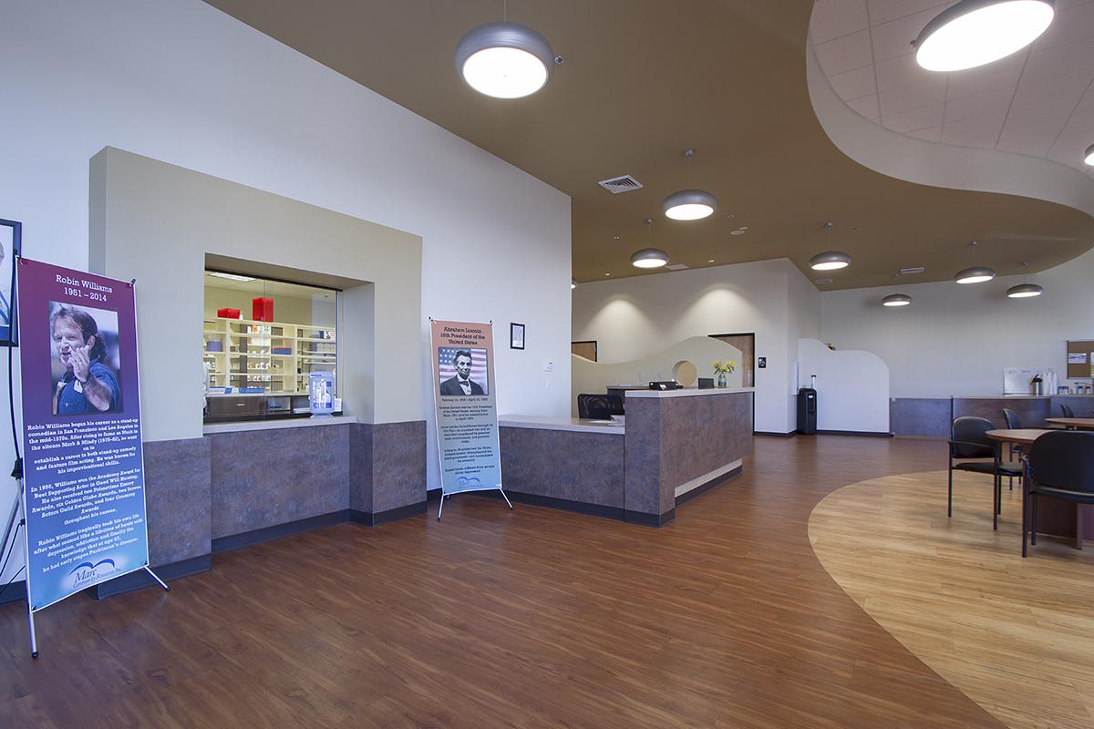 PIR Gilbert Gateway Lobby