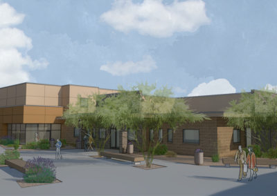 St. Thomas More Parish Office & Education Building Addition & Remodel