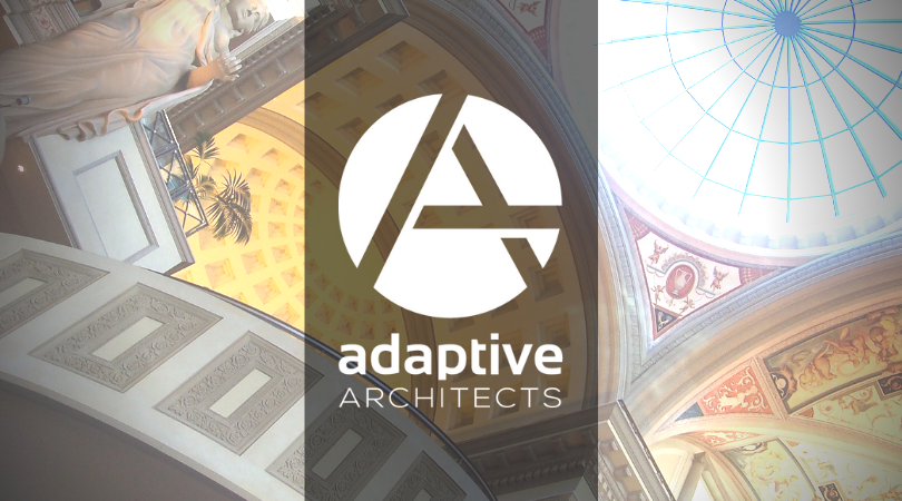 Adaptive Architects July 2020 Newsletter: Project Feature – St. Joseph's Church
