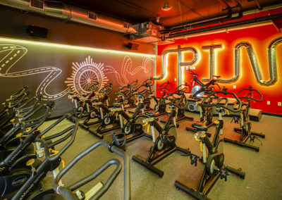 Mountainside Fitness at Marina Heights