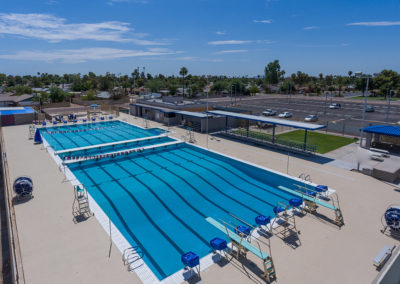 City of Tempe McClintock Pool Remodel