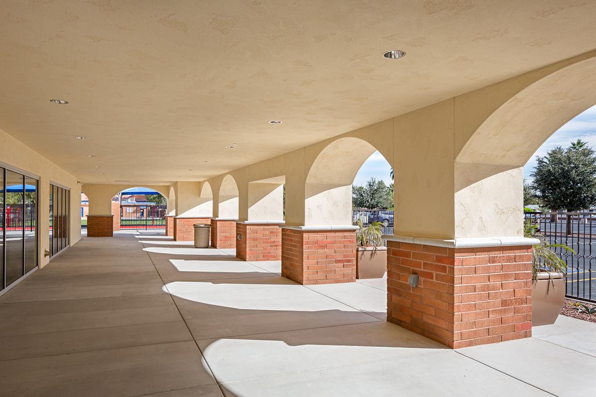 St. John Vienny-New Exterior Arcade