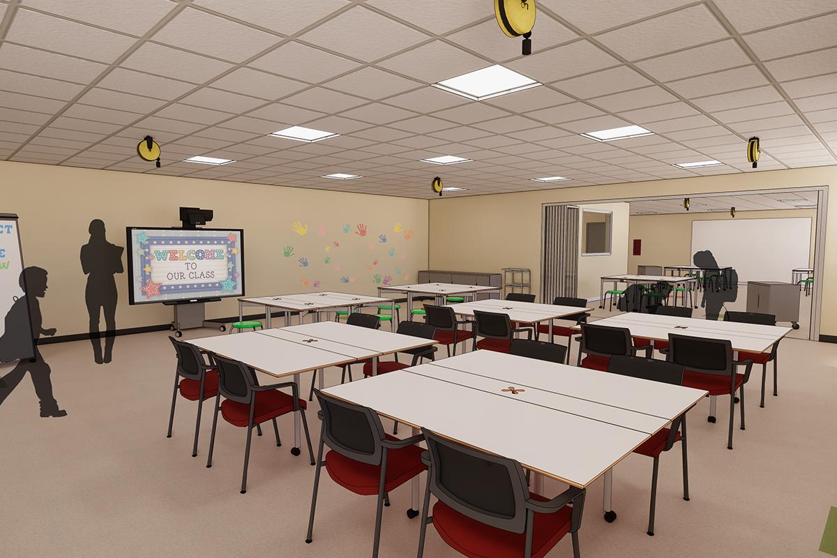 STEAM Classroom A