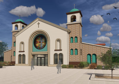 St. Joseph's Catholic Church – New Worship Building